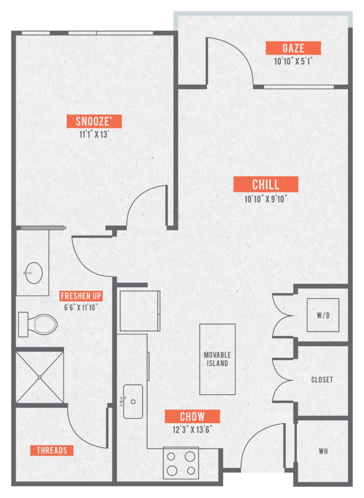luxury apartment in Denver Colorado